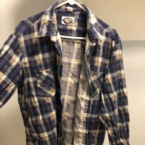 Vintage/Cozy Midwest Traders Flannel